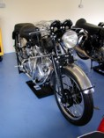 1951 Vincent Rapide Series C